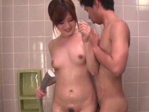 Mind blowing mandi adegan seks dengan Yumi Maeda