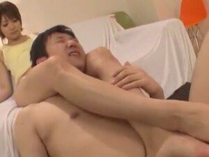Porno pelacur Jepang Yuuki Makoto dalam pekerjaan kaki yang luar biasa, adegan Kurus JAV